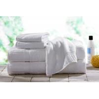 Как отбелить белые махровые полотенца