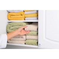 Как научиться компактно складывать полотенца